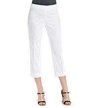 Jones New York Signature® Sateen Capri