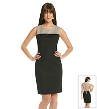 T Tahari® Colorblock Dakota Dress