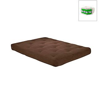 redbud cotton foam firm futon