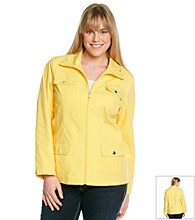 Laura Ashley® Plus Size Anorak Jacket