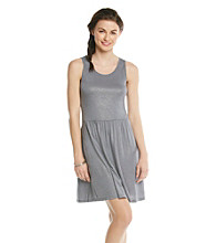 Kensie® Foiled Tank Dress