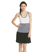 Kensie® Colorblocked Tank Dress