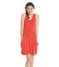Kensie® French Terry Dress