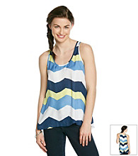 Jack by BB Dakota Striped Tank
