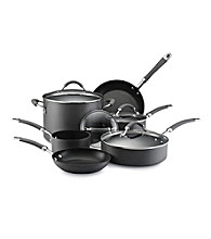 KitchenAid® 10-pc. Hard Anodized Nonstick Cookware Set
