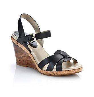 "Bandolino ""Sweet Thang"" Wedge Dress Sandal"