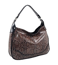 Koret™ 35th & Madison Python Power Print Hobo