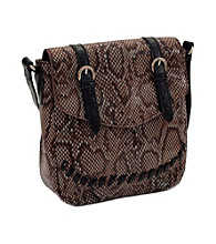 Koret™ 34th & Madison Python Power Print Crossbody