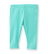 OshKosh B'Gosh® Baby Girls' Green Leggings