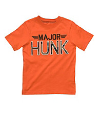 Carter's® Baby Boys' Orange Major Hunk Tee