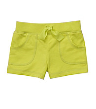 Carter's® Baby Girls' Lime Green Shorts