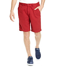 John Bartlett Consensus Men's Flat Front Garment Dyed Short