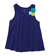 Carter's® Girls' 2T-6X Purple Swing Tank