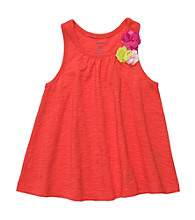 Carter's® Girls' 2T-6X Neon Orange Swing Tank