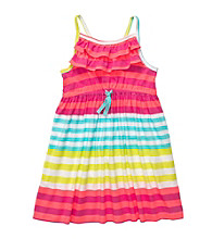 Carter's® Girls' 2T-6X Multi Striped Dress