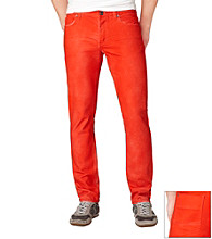 Calvin Klein Jeans® Men's Solar Red Skinny Denim