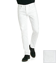 Calvin Klein Jeans® Men's White Skinny Denim