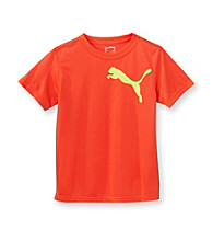 PUMA® Boys' 8-20 Short Sleeve Performance Tee
