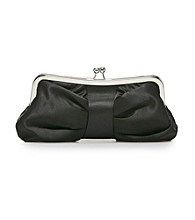 La Regale® Soft Pleated Frame Clutch