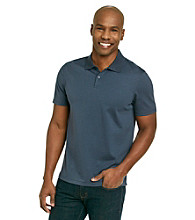 Calvin Klein Men's Short Sleeve Liquid Cotton Polo