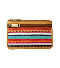 Fossil® Stripe Explorer Flap Clutch