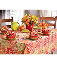 Fiesta® Dinnerware Sunflower Floral Calypso Table Linens
