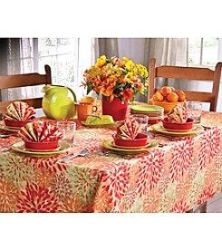 Fiesta® Sunflower Floral Calypso Table Linens