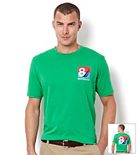 Nautica® Men's Parrot Green Graphic Tee Shirt