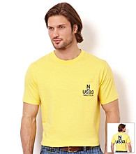 Nautica® Men's Aspen Gold Graphic Tee Shirt