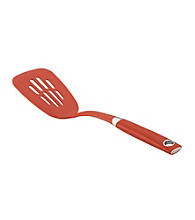Rachael Ray® Tools & Gadgets Red Nylon Slotted Turner