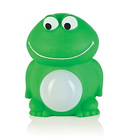 Crane Frog Glo Belly Night Light