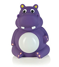 Crane Hippo Glo Belly Night Light