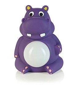 Crane Hippo Glo Belly Night Light