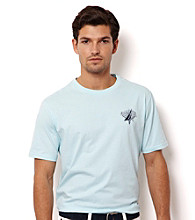 Nautica® Men's Short Sleeve Reel Aqua Marlin Graphic Tee