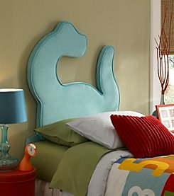Powell® Dinosaur Upholstered Twin Headboard