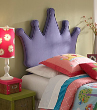 Powell® Princess Crown Upholstered Twin Headboard