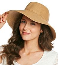 August Accessories® Packable Floppy Hat