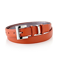 Nine West® Resort Lizard Belt