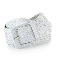 Nine West® Braided Resort Belt