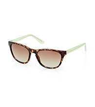 Vince Camuto™ Retro Classic Key Hole Bridge Sunglasses