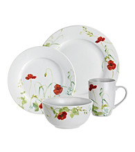 Paula Deen® Signature Poppy Valley 16-pc. Dinnerware Set