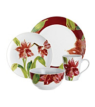Paula Deen® Signature Amaryllis 16-pc. Dinnerware Set