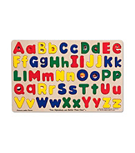 Melissa & Doug® Upper and Lowercase Alphabet