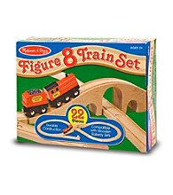 Melissa & Doug® Figure 8 Train Set