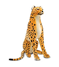 Melissa & Doug® Plush Cheetah