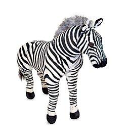 Melissa & Doug® Plush Zebra