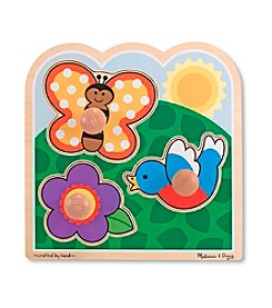 Melissa & Doug® In The Garden Jumbo Knob Puzzle