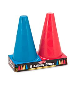 Melissa & Doug® 8-pk. Activity Cones