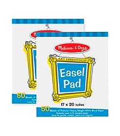 Melissa & Doug® 2-pk. Deluxe Easel Pad Bundle