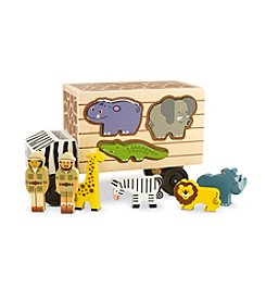 Melissa & Doug® Animal Rescue Shape-Sorting Truck
